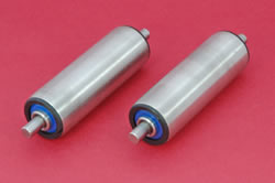 Conveyor rollers - Stainless steel